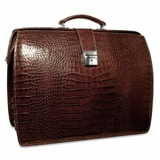 Paula's Fine Leather - Leather Briefcases, Backpacks, Luggage, Briefcase, Italian Leather