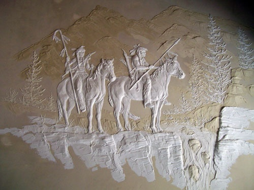 52 Best Images About Bas Relief Wall On Pinterest L Wren