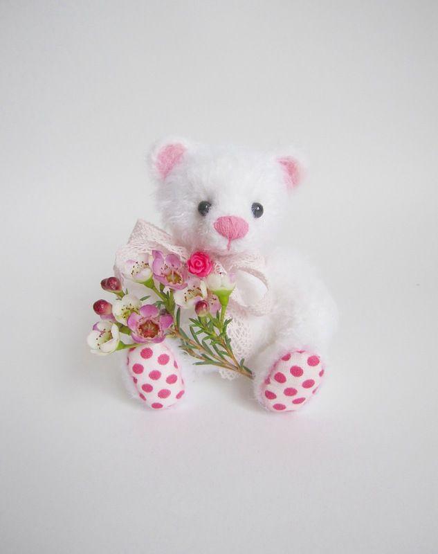Hobbies and interests: Мишутка и розовый горошек!
