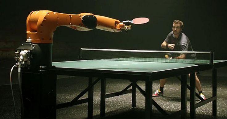 El momento de ver una batalla entre máquina y robot ha llegado, luego de ver algunos prototipos de robot jugar tenis, se decidió elegir a KUKA, el robót ue se considera embajador de la robótica y colocarlo contra Timo Boll, quien es considerado el mejor jugador de Ping Pong del momento. El video se realizó para promocionar la industria de KUKA y la velocidad y precisión de su maquinaria.