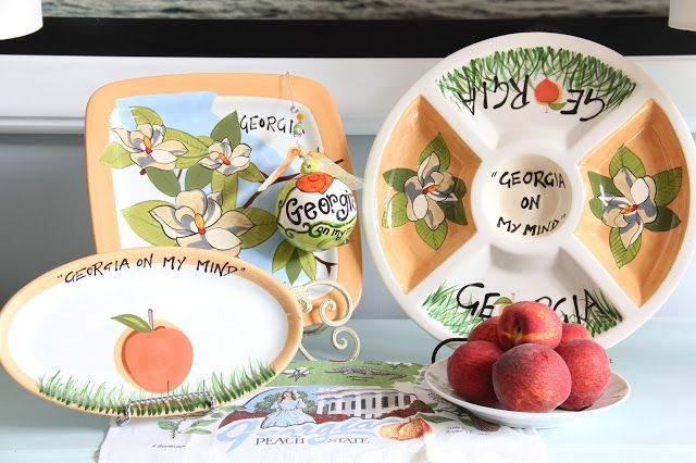 Southern Soul Mates: Peachy in Georgia