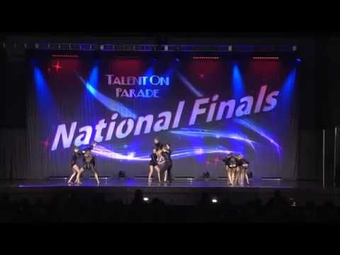 Hunger Games- Teen Large Group Acro 1st Place Nationals, Overland Park Kansas. Talent On Parade.