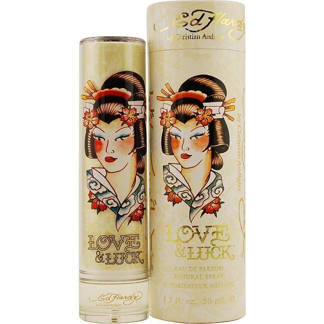 Christian Audigier Ed Hardy 1.7 oz. Love & Luck Eau de Parfum Spray for Women