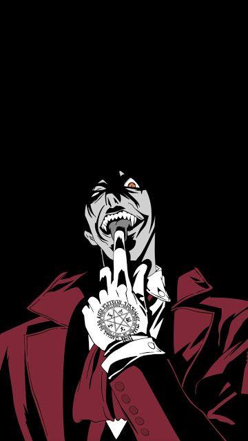 Alucard Hellsing Wallpaper Anime Manga Anime Dibujo Manga