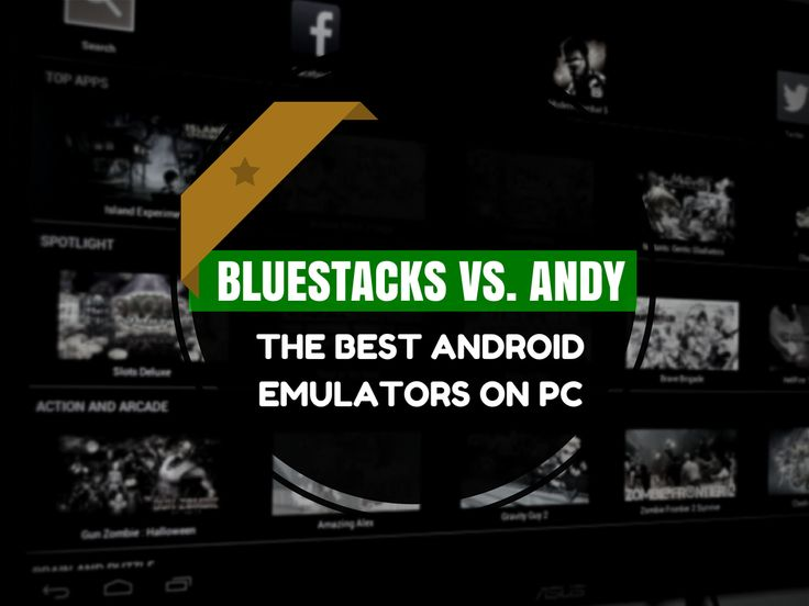 Andyroid - BlueStacks vs Andy - The best Android emulator on PC  http://www.androidauthority.com/bluestacks-vs-andy-best-android-emulators-pc-414036/