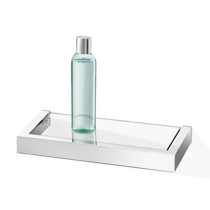 Browse The Zack Linea 26 5cm Bathroom Shelf Online A Stylish Contemporary Way To