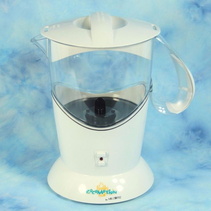Cocomotion Hot Chocolate Maker Instructions