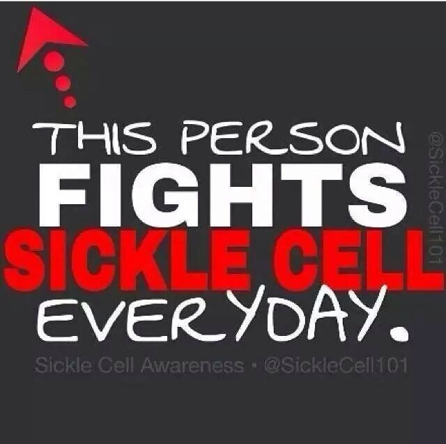 citizens should be educated on sickle cell anemia Most people have only hemoglobin a in contrast, people with sickle cell trait  have  that should be mentioned: first when individuals with the sickle cell trait  are.