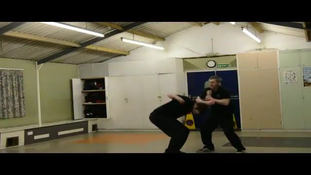 Training in the English Martial Arts