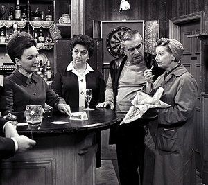 Betty Driver: 1969 in the Rovers