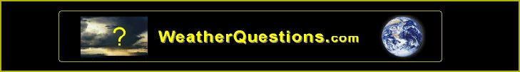 "Weather Questions and AnswersWeather Questions This page answers your weather questions! It's in alphabetical order, and answers everything from ""What are Aerosols?"" to ""What is Wind Shear?"" Easy to read and accurate answers. Going in Science & Nature > Weather."