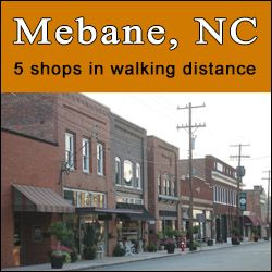 Mebane, NC Antique Shops