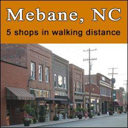 Amazing Mebane, NC Antique Shops