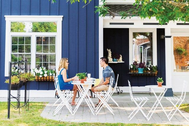 A short hop from Toronto, PEI- this lakeside grassroots destination is whittling a reputation for its independent restaurants, wine, upcycled hotels and funky vintage stores