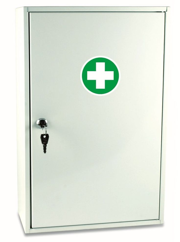 First Aid Metal Cabinet Sofia Single Door Empty First Aid Medical Single Doors