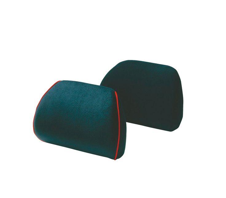 Harley autostoelsteun  Een anatomisch gevormd kussen voor optimale rugondersteuning. Zeer geschikt voor de autostoel. Het designer kussen is gemaakt van visco-elastisch foam voor een juiste drukverdeling. Het standaard kussen is gemaakt van polyurethaan schuim. Inclusief elastische bevestigingsband. Afmeting: L 30 x H 21 cm.  EUR 32.95  Meer informatie