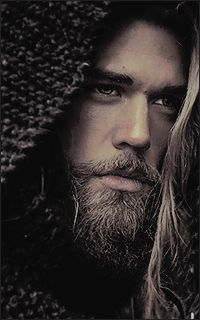Maybe it will erase a bit of spring asthenia. Lovely Ben Dahlhaus -swedish model