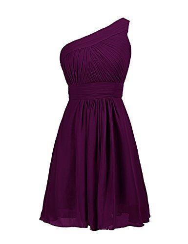 Dressystar One Shoulder Prom Dress Short Bridesmaid Gowns for Women Size 6 Grape Dressystar http://www.amazon.com/dp/B00WG81RNI/ref=cm_sw_r_pi_dp_q9cSvb1RKFAC4
