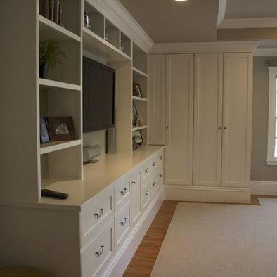 Master bedroom built-in, Burlingame