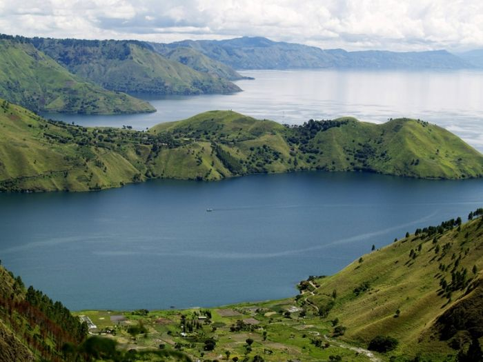 Lake Toba, North Sumatera