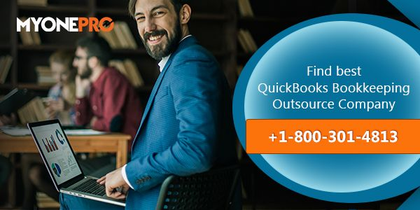 Small Business owner wants to outsource QuickBooks Bookkeeping services to another company, check the parameter before deciding which company can manage company bookkeeping perfectly. Learn how outsourcing QB bookkeeping services can boost the business performance. How well trained QuickBooks bookkeeper can manage the company accounting system in the right way. For more details to outsource QB Bookkeeping dial ☎ +1-800-301-4813.