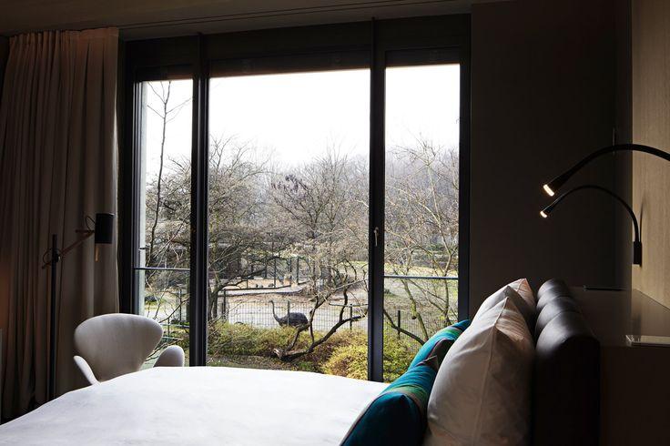 Hoteles espa oles en berl n para dormir como en casa for Design 8 hotel soest