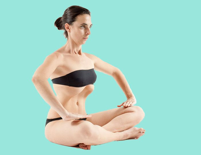 «ВАКУУМ В ЖИВОТЕ» Упражнение, которое быстро подтягивает живот.Мечтаете о плоском подкачанном животике?Существует одна хитрая техника, которая активно применяется также в практике йоги. Она позволяет…
