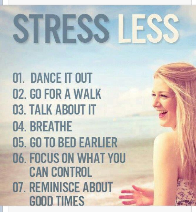 Stress reliever ♥ Mantra of my everyday life (after work lol)