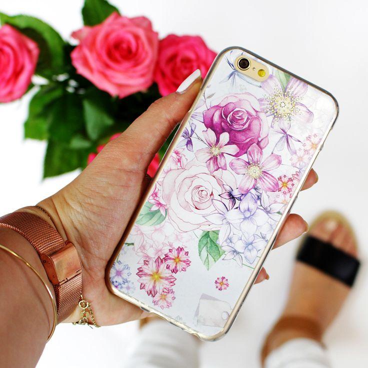 Kwiatowy pokrowiec na telefon http://www.etuo.pl/etui-na-telefon-kolekcja-floral-case.html