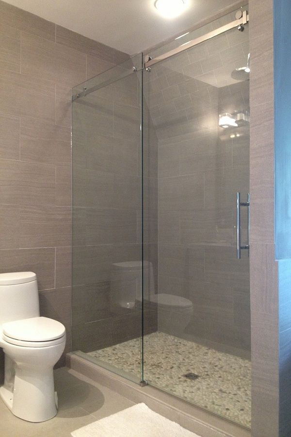 Best 25 shower doors ideas on pinterest glass shower for Cool shower door ideas