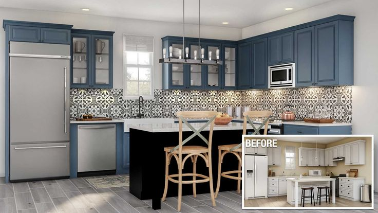 Home Depot Kitchen Remodel Design, How Much Does A Kitchen Cost From Home Depot