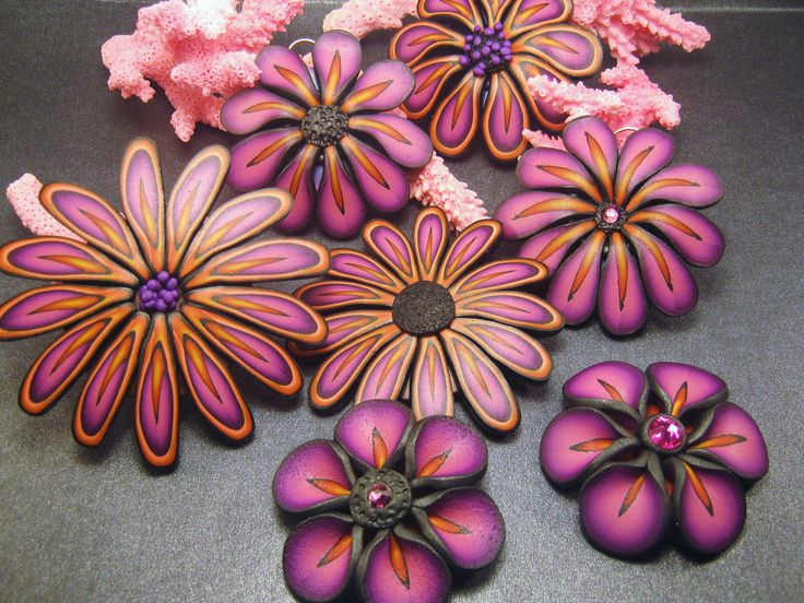 Debbie Crothers   Flower Frenzy   Can't stop making flowers.  yay!!!