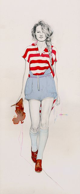 I just love illustration like this