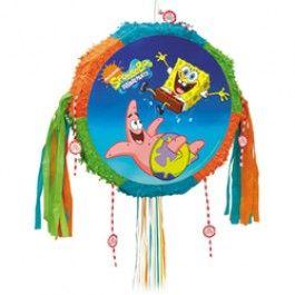 SpongeBob Piñatas, SpongeBob Party Supplies, Piñatas