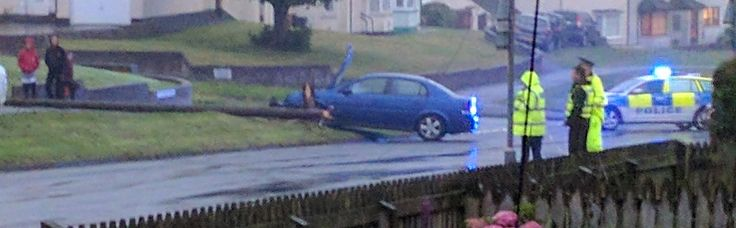Appeal after Workington hit-and-run http://www.cumbriacrack.com/wp-content/uploads/2017/07/IMG_20170715_215208.jpg Police are investigating an incident where a vehicle has collided into a telegraph pole and the driver has left the scene without stopping.    http://www.cumbriacrack.com/2017/07/17/appeal-workington-hit-run/