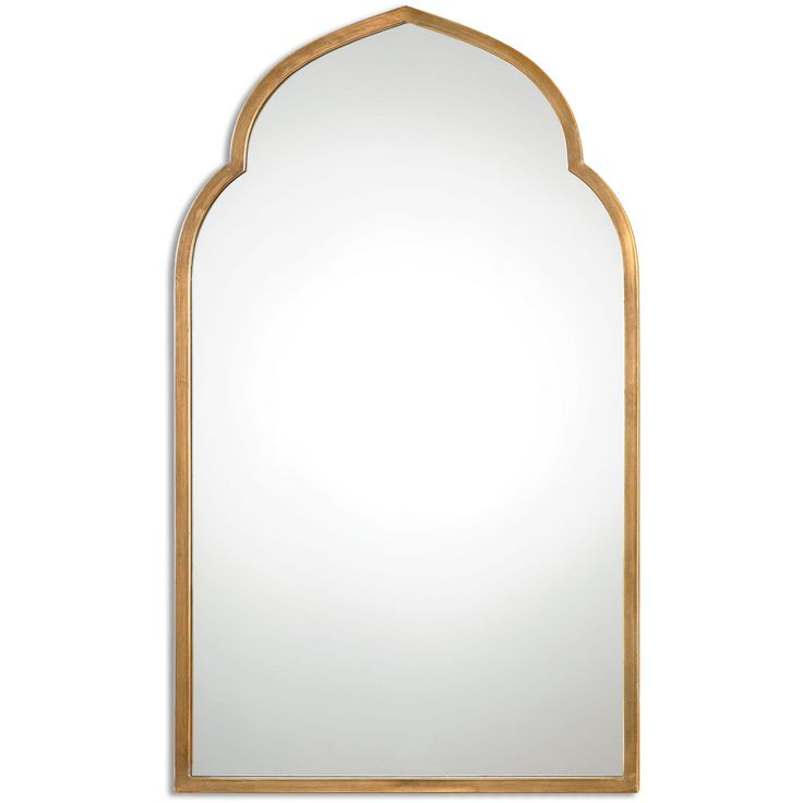 decorative gold mirrors. Uttermost Kenitra Gold Arch Decorative Wall Mirror  Overstock Shopping Great Deals on Mirrors Best 25 mirrors ideas Pinterest mirror