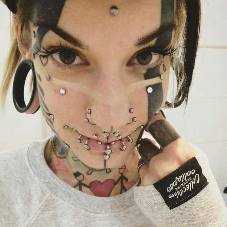 269 Best Body Modification Images On Pinterest: 365 Best Images About Heavier Body Modification. On