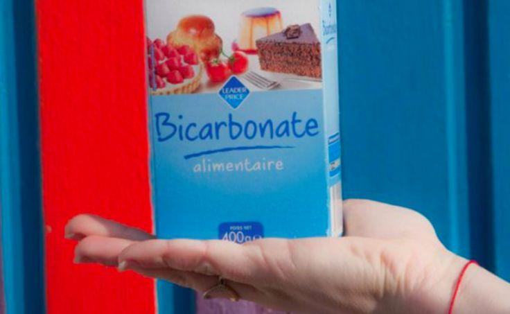 12 secrets d'utilisation du bicarbonate de soude