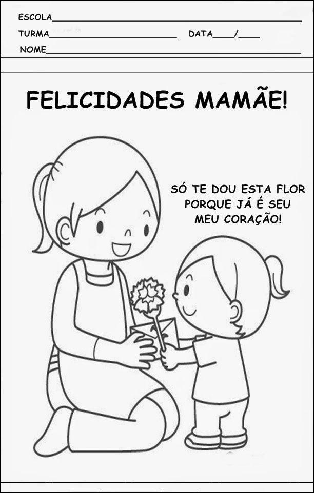 Educacao Infantil Atividades Sequenciadas Para Dia Das Maes