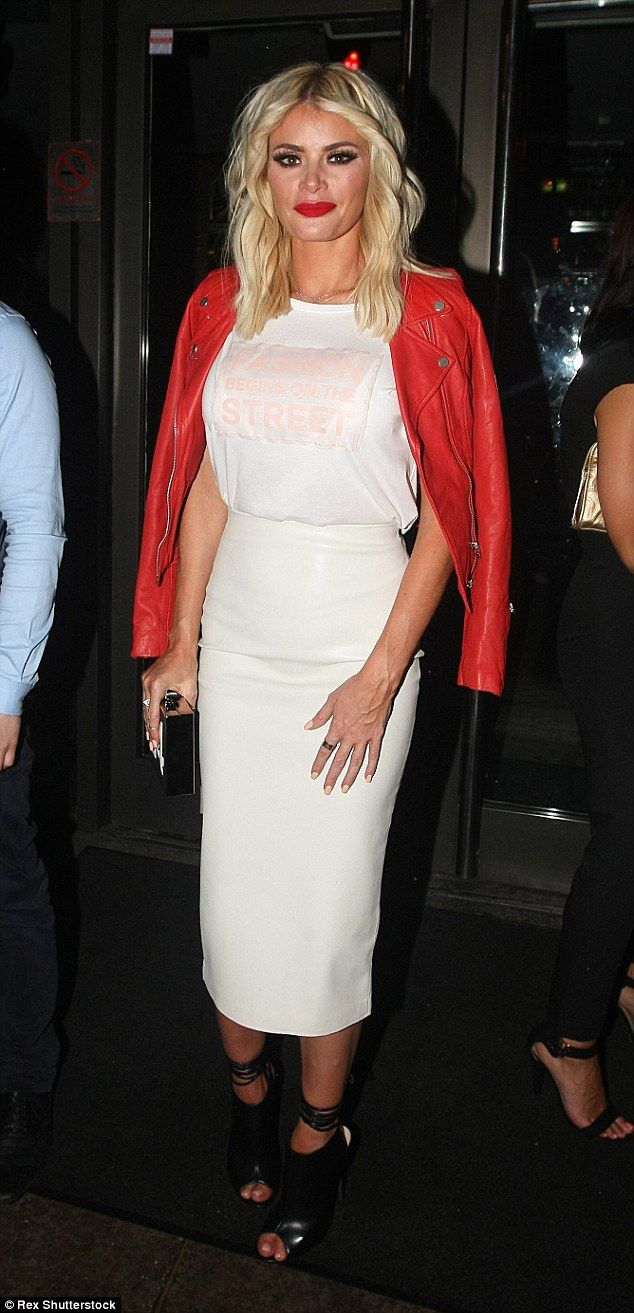 TOWIE's Chloe Sims, Jessica Wright and Danielle Armstrong at Ed Sheeran concert | Daily Mail Online