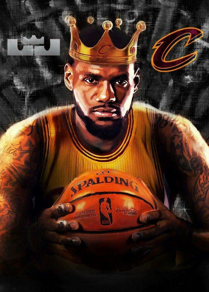 Bow down to the King! lebron http://miready.com/ppost/569142471644739978/