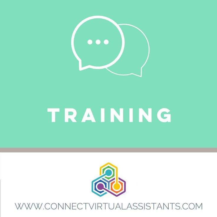 We have recently partnered with one of the most dynamic training companies in South Africa and are thrilled to now offer customised training solutions for your business needs. ​ With extensive experience in both niche and corporate environments we've got all of your training needs covered. ​ Let the training commence! • Contact us now: info@connectvirtualassistants.com www.connectvirtualassistants.com
