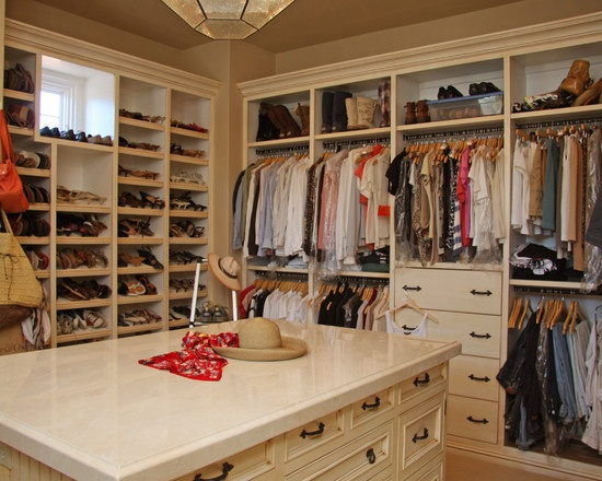Landmark Builders - Custom Home Builder - mediterranean - closet - other metro - Landmark Builders