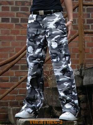 Камуфляжные брюки карго милитари и casual, немецкие бундесвер. Купите военные и полевые армейские штаны с накладными карманами мужчине для похода в интернет-магазине Легионер с доставкой по Москве и России.