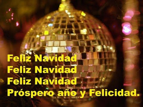 Feliz Navidad (karaoke)