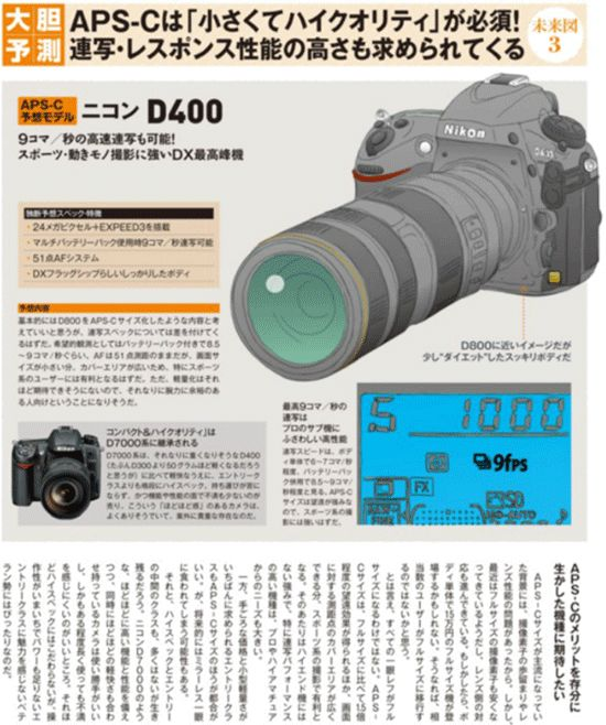 Still no reliable info/rumors on a new Nikon DX flagship DSLR camera (D400/D500) | Nikon Rumors