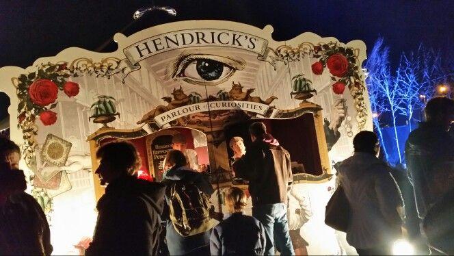 Hendricks Parlour of Curiosities