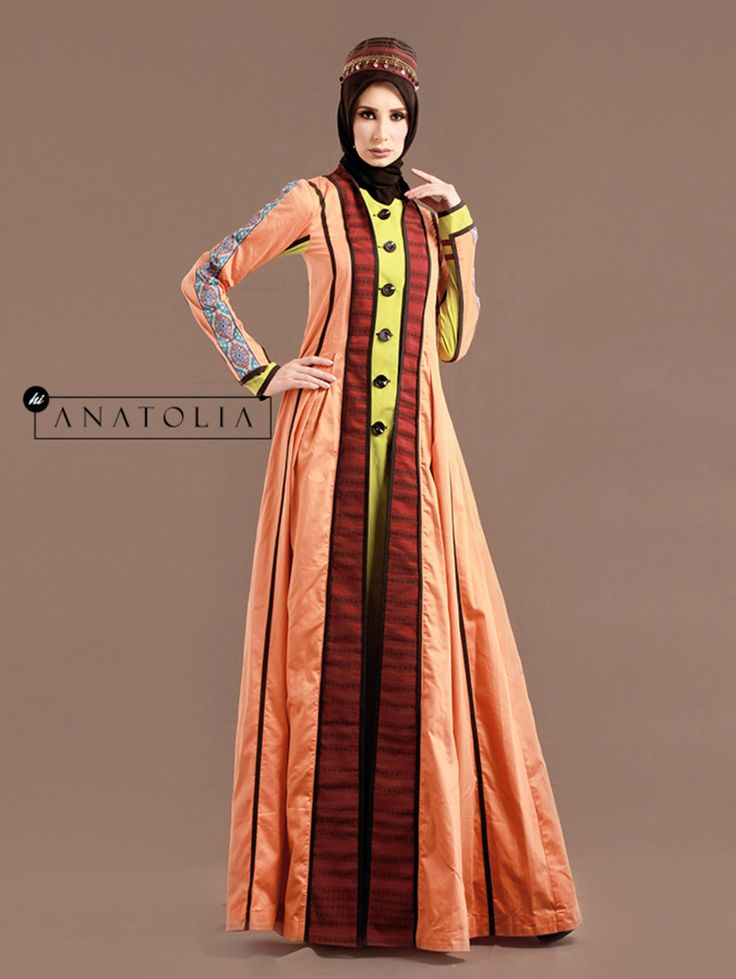 Story Of Nareyman T-0316008: Gamis (Long Dress) Hi Anatolia | Tuneeca