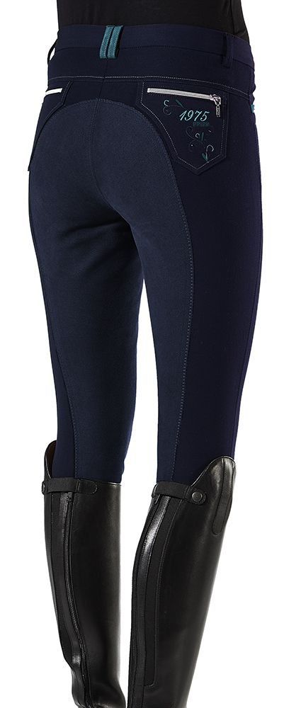 Pfiff Tabea Riding Breeches Navy