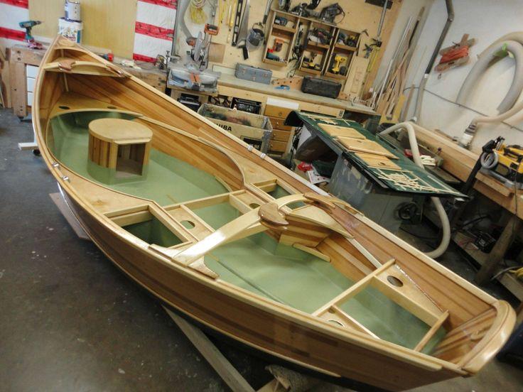 24 best Drift Boat Build images on Pinterest | Wood boats, Wooden ...
